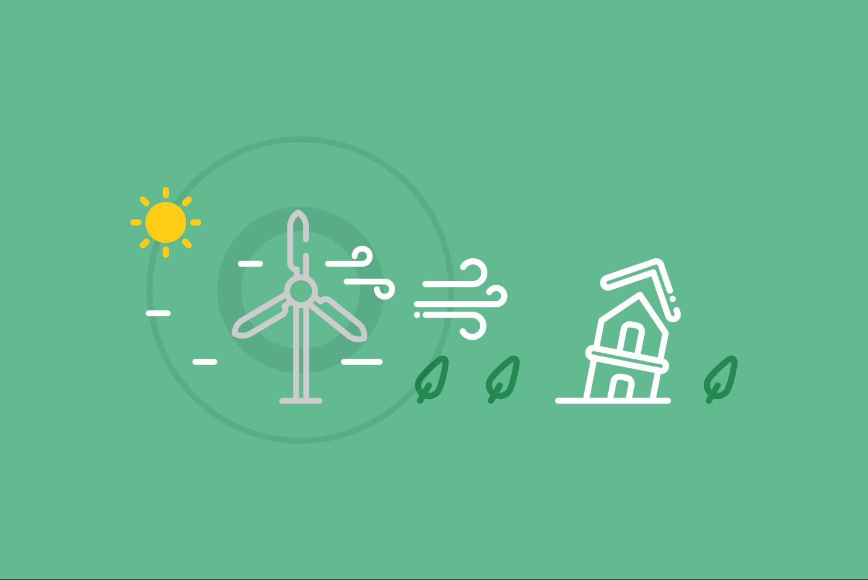 Von sanften Brisen und schweren Stürmen – Öffentliche Belange und private Interessen beim Bau von Windkraftanlagen