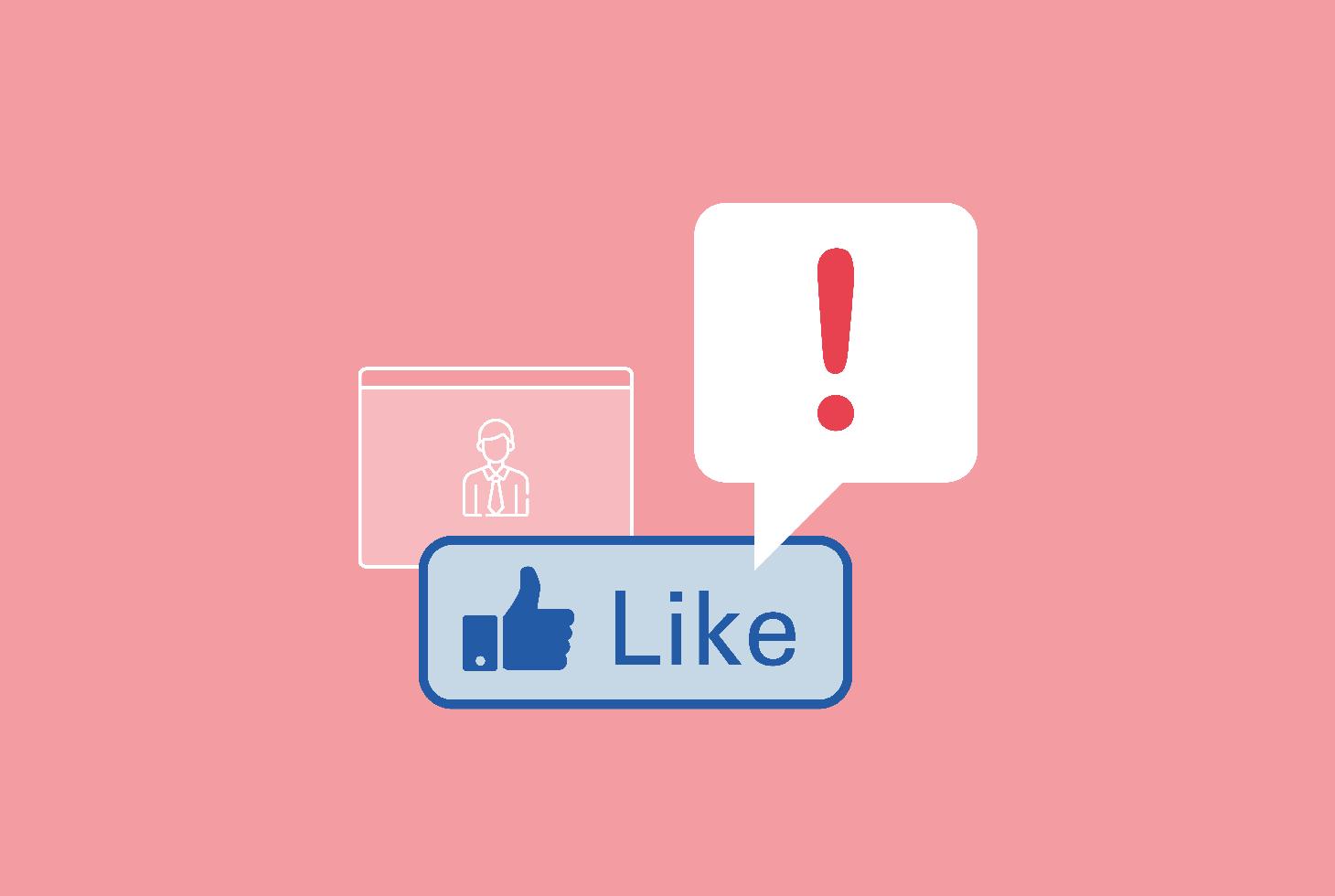 Facebook-Like Button: Großes Dislike vom Europäischen Gerichtshof