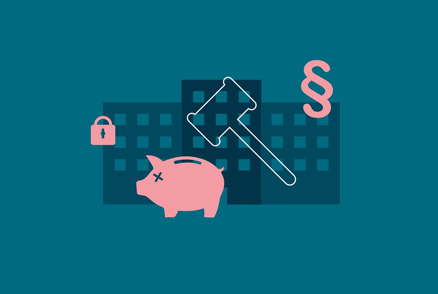 Wie sich Finanzämter mit der Datenschutzgrundverordnung (DSGVO) vor Insolvenzanfechtungsansprüchen schützen wollen