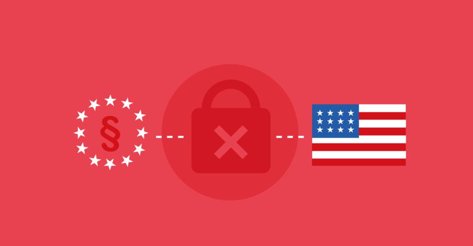 Datenaustausch USA EU
